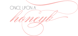 Once Upon a HoneyB Photography logo